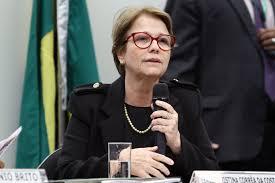 Ministra da Agricultura recebe líderes dos países árabes em Brasília