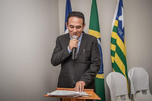 Ministério Público pede bloqueio de mais de R$ 1 milhão do prefeito Gilson Filho de Caracol.