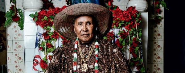 Bita do Barão morre em tersina aos 108 anos,veja a trajetória do maior lider espiritual do Brasil