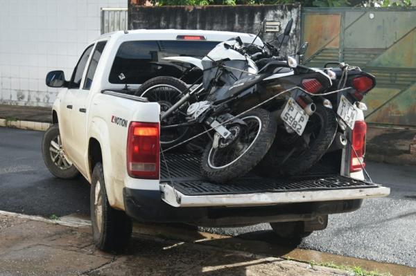 Oito veículos foram roubados por dia em Teresina