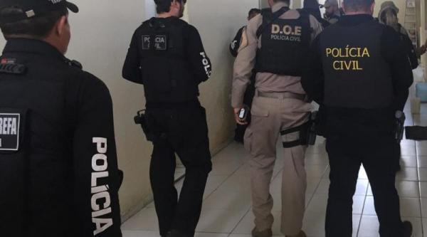 Quadrilha rende gerente e rouba carga estimada em R$ 500 mil em Teresina