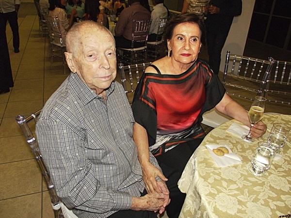Morre Alcenor Almeida aos 93 anos, deixando a obra perene do Hospital São Marcos