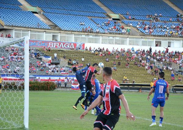 Futebol do Piauí começa bem Brasileirão River e Altos vencem