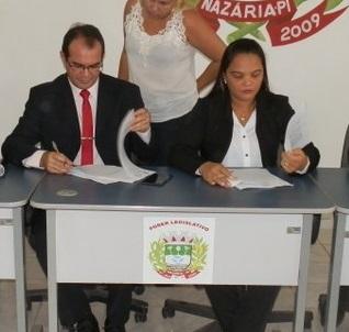 Presidente da Câmara aumenta valor do aluguel de terreno em ÁREA VERDE e sem documentos.