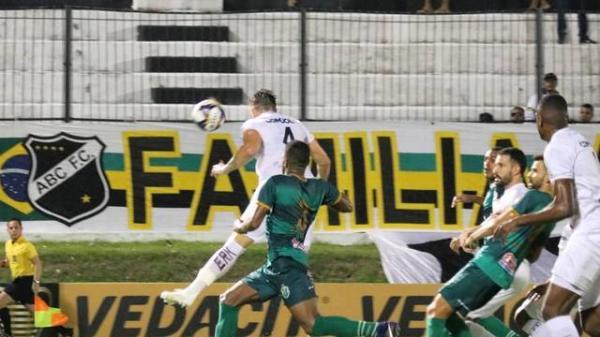 Altos perde de 2 a 0 para o ABC e está fora Copa do Nordeste 2020.