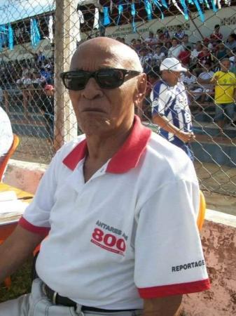 Crônica esportiva do Piauí de luto morreu Moraes Filho