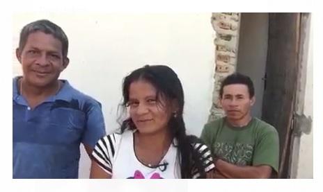 Mulher vive com 'marido e amante' na mesma casa no Piauí