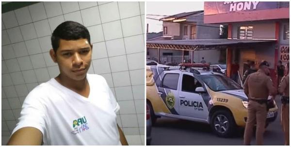 Piauiense que estava com salário atrasado é morto pela polícia em assalto no Paraná
