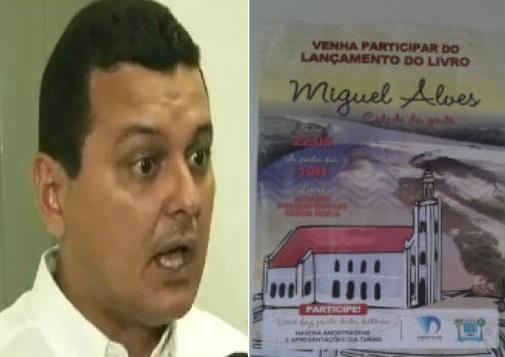 Prefeito gastou R$ 1 milhão para produção de um livro no Piauí