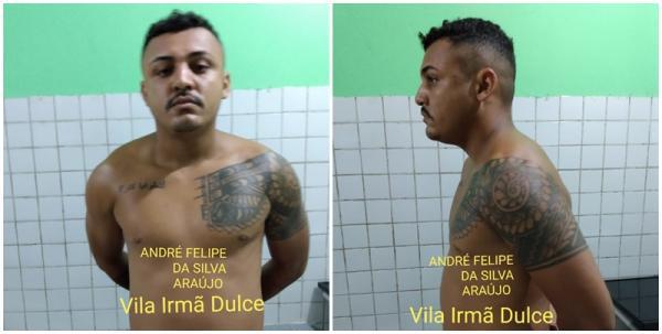 Jovem é preso após roubar a própria mãe em Teresina