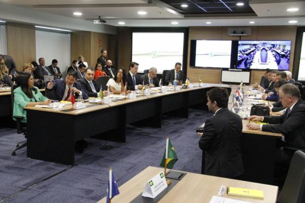 Wellington Dias destaca avanços nas discussões sobre a reforma da previdência no Fórum de Governadores