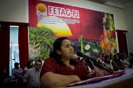 Elisângela da FETAG (PCdoB) assume mandato na ALEPI, segunda-feira dia 17