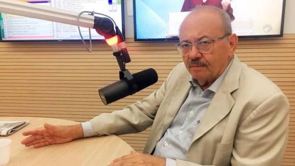 Fernando Monteiro comemora a liberação de serviços para a ponte de Santa Filomena