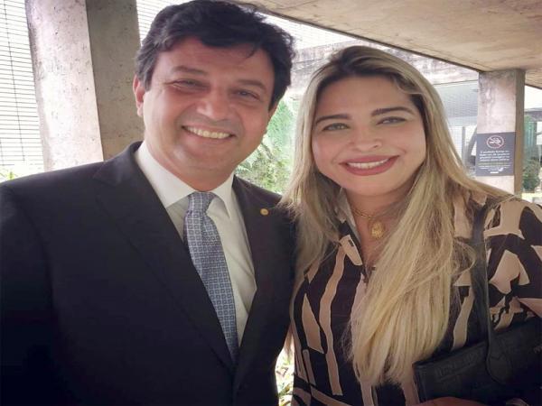 Adriana Sousa é nomeada para diretoria no Ministério da Saúde