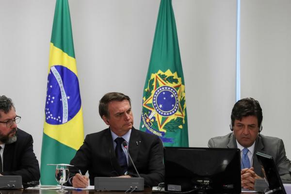 Bolsonaro defende combate à hanseníase no Brasil