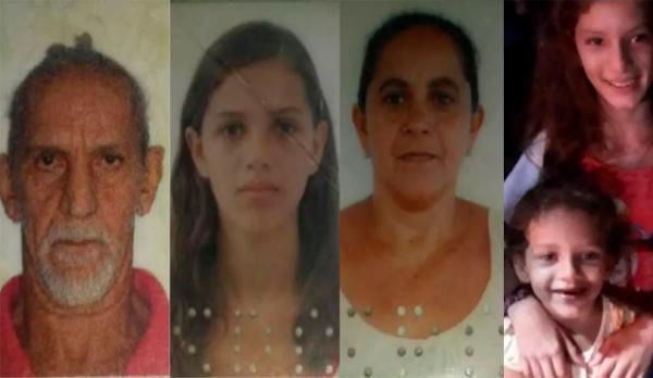 Cinco maranhenses da mesma família são encontrados mortos no Tocantins
