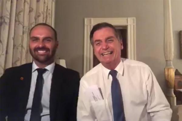 Juiz intima Bolsonaro a explicar indicação de filho para embaixada nos EUA