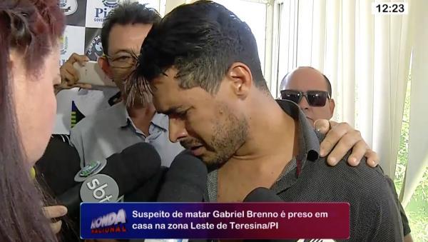 Gabriel Brenno: Polícia prende suspeito de matar estudante em Teresina