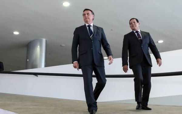 Bolsonaro chama Governadores do Nordeste de
