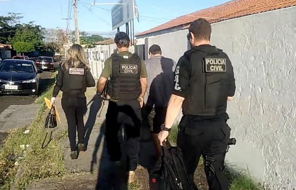 Secretaria de Segurança Pública os nomes dos PMs presos em operação acusados de fraude e furto no Piauí.