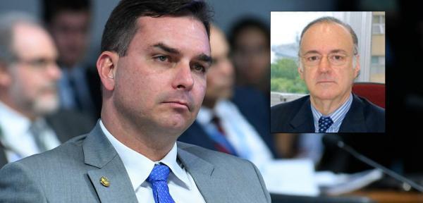 Flávio Bolsonaro define o novo PGR que já respondeu por falsificação de assinaturas