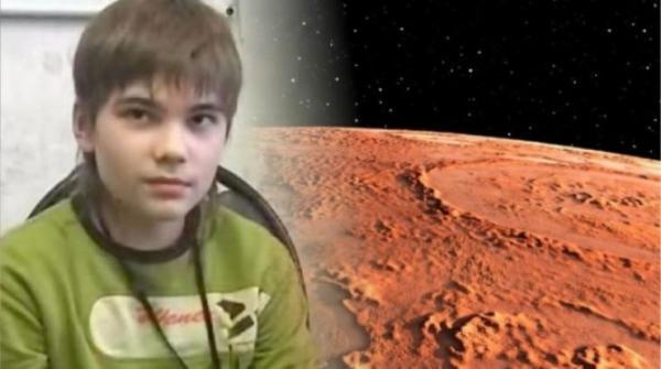 Menino diz que veio de Marte e está na Terra para salvar o mundo