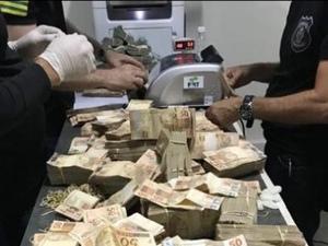 Mala encontrada em endereço de João de Deus continha R$ 1,2 milhão