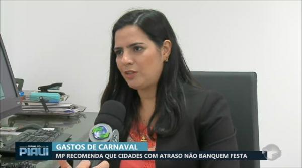 Ministério Público recomenda que prefeitos em atraso evitem gastos com carnaval