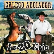 A lenda Galego Aboiador
